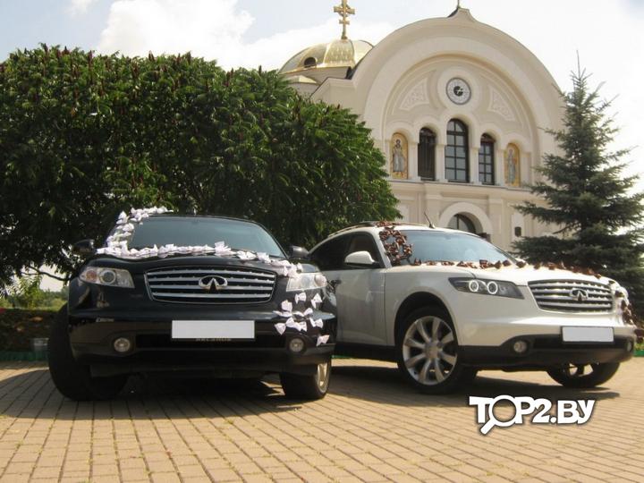 Свадебные  брест прокат