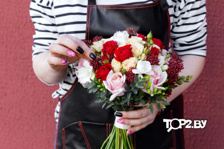Цветы с доставкой брест белая сирень купить цветы